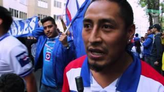 Color Cruz Azul vs Jaguares (2 - 1) Jornada 4 - Clausura 2016 LigaMX