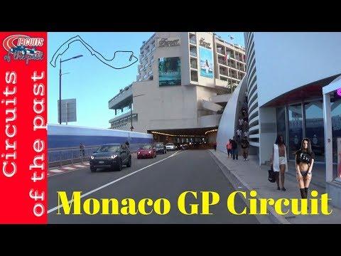 Monaco Grand Prix Circuit Track Walk POV