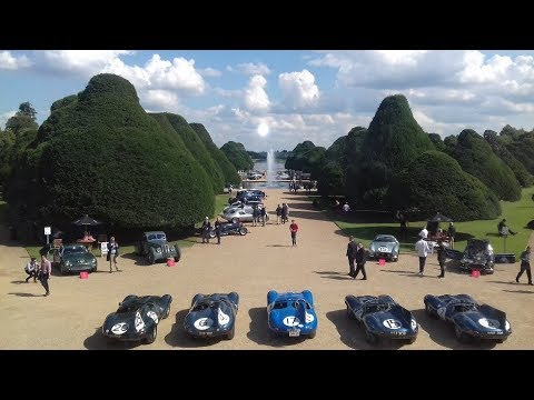 Hampton Court Palace and Concours of Elegance