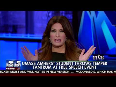 """UMass-Amherst """"The Triggering"""" event video on the Five"""
