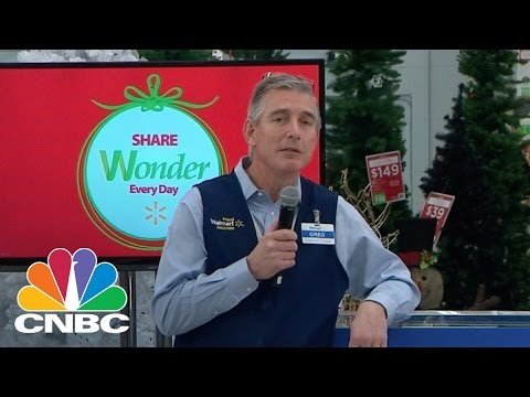 Walmart Rolls Out Big Plans For Black Friday   CNBC