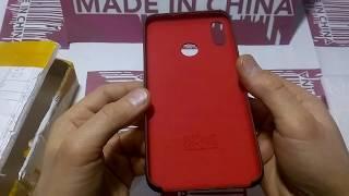 Защитный чехол на телефон Huawei Honor 8X