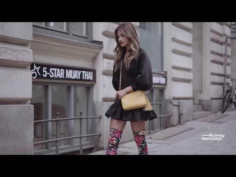 Stockholm Fashion Week Spring/Summer 2018 Street Style