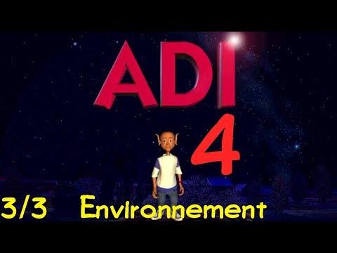 Longplay Adi 4 - 01 Environnement Partie 3