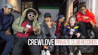 Crew Love : Private Club Records