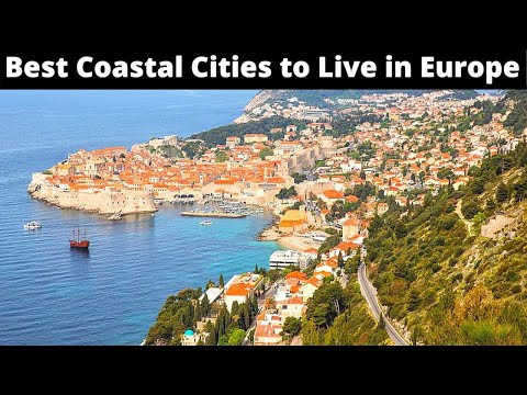 15 Best Coastal Cities to Live or Retire in Europe (Sunny & Warm)