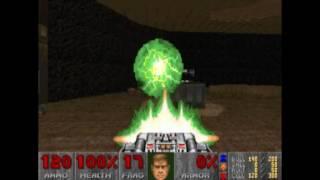 What I found by watching a twenty-year-old Doom II deathmatch
