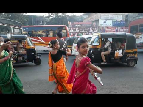 agri girl tanvi legim dance