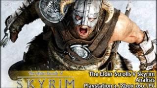 The Elder Scrolls V Skyrim [Análisis]