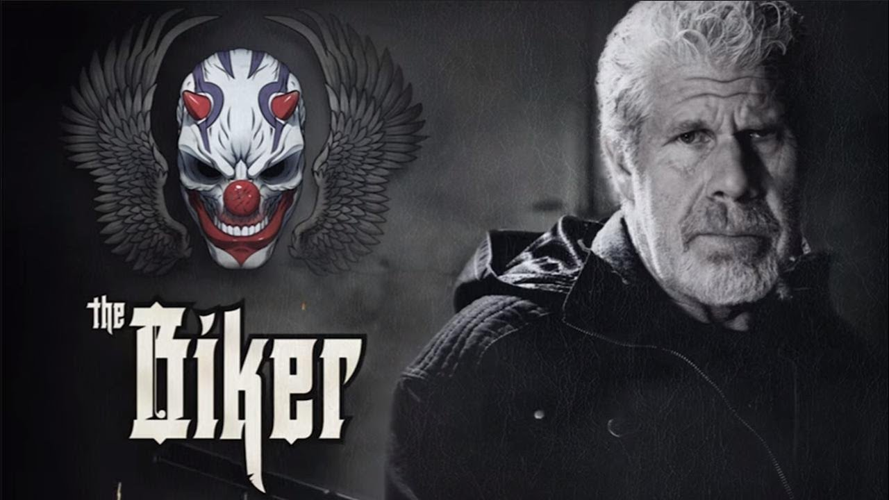 Payday 2 Biker Is Ron Perlman Rust Character Pack And Biker Heist Youtube