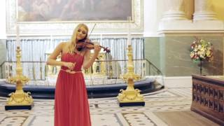 Sally - Electric Violinist - Pachelbel Canon in D