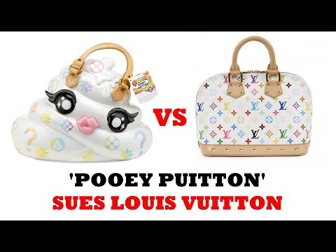 Louis Vuitton Sued by Pooey Puitton Toymaker MGA Entertainment