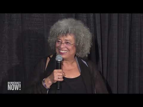 Angela Davis: We Owe It to People Who Came Before Us to Fight to Abolish Prisons