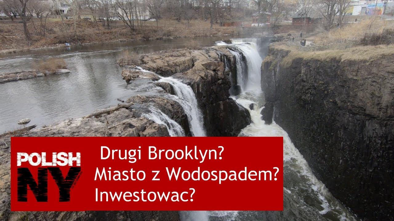 Inwestycje w USA? To prawie jak Brooklyn 15 lat temu? - Paterson, NJ (Polish-NY VLOG # 71)