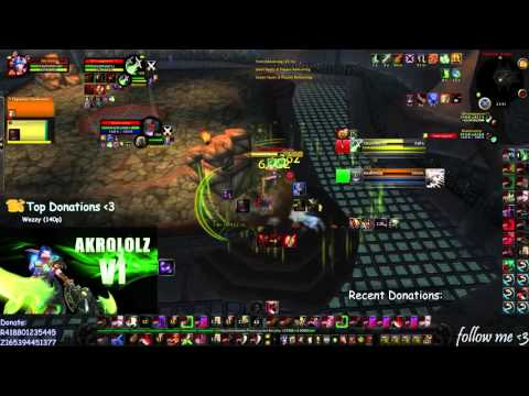 Fly Hackers in WoW is real :D