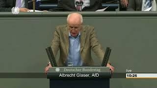 Albrecht Glaser AfD: Die Abschaffung der kalten Progression 26.04.2018 - Bananenrepublik