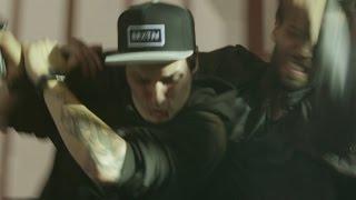 YOUTUBERS FIGHT - Jason Bourne Style