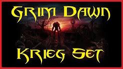 [Grim Dawn] Farming Krieg Set!!