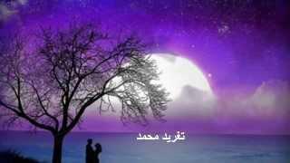 عمر محى الدين - سهر القوافي _ تغريد محمد