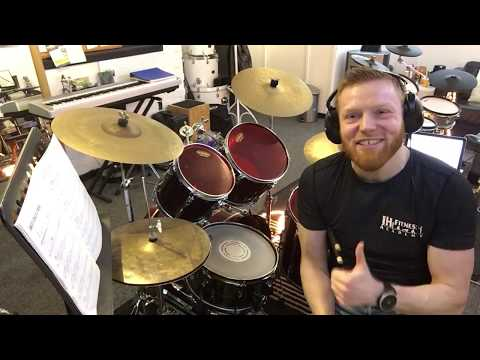 Sweet Child o' Mine, Guns n' Roses – Trinity Rock and Pop Drums Grade 3
