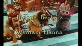 The Banana Splits show