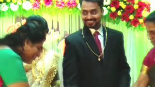 Kerala Marriage Viral Edits - Karippuram Chunkz presents..#Jiju weds Teny....