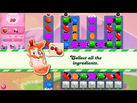 Candy Crush Saga Level 3240 NO BOOSTERS