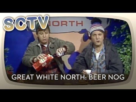 Great White North: Beer Nog