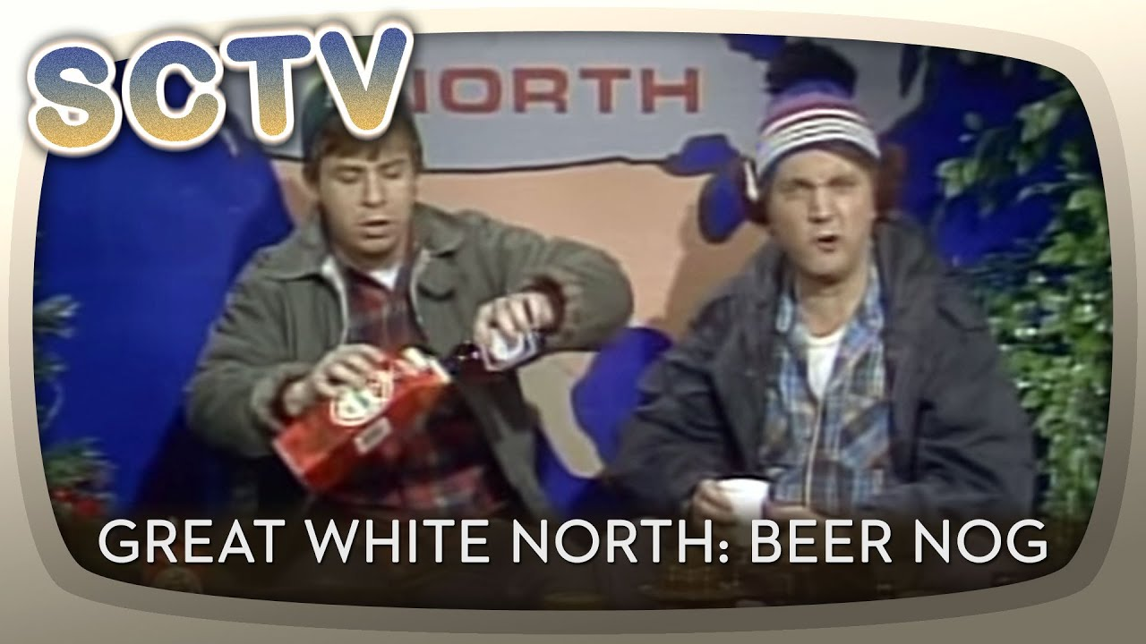 Great White North: Beer Nog - YouTube