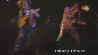 [LIVE]good-cool feat. Hideo Suwa - H@ppy Choice (Pop