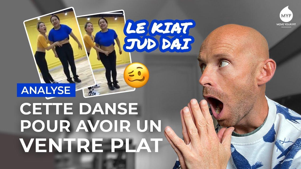 Download Le Kiat Jud Dai : cette danse pour un ventre plat, parlons-en ! - Alexandre Mallier - Move Your Fit