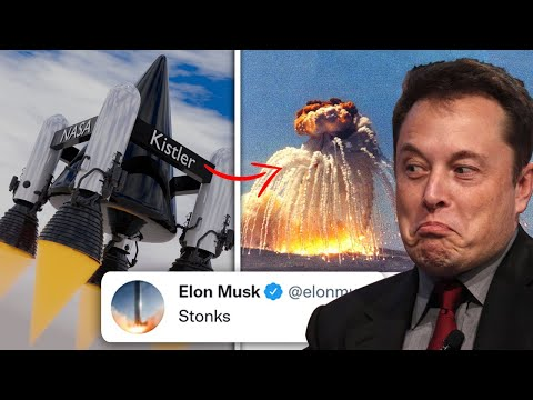 How The Company That SpaceX Challenged Went Bankrupt