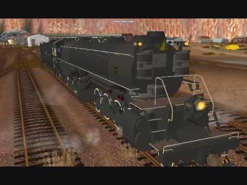 Paulz Trainz US DMIR Yellowstone 2-8-8-4