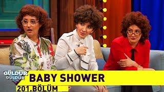 Güldür Güldür Show 201.Bölüm - Baby Shower