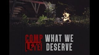 """Complete! - """"What We Deserve"""" Melodic Punk Style - Official Music Video"""