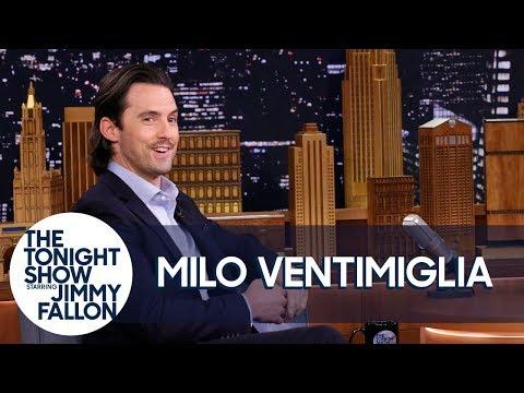 Milo Ventimiglia Reunites with Sylvester Stallone on This Is Us Season 2