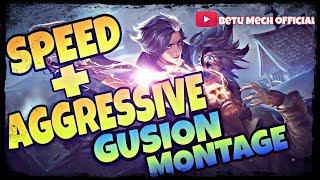 Gambar cover Gusion Savage/Maniac montage!
