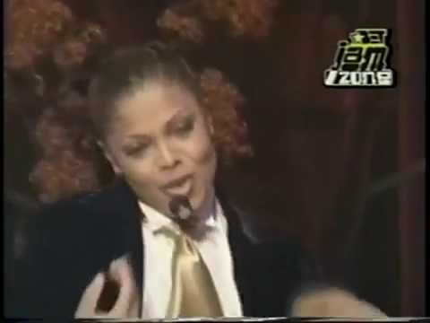 "Janet Jackson part. Q tip & Joni Mitchell - ""Got Til It's Gone"" (Ao vivo -TOTP - 1998)"