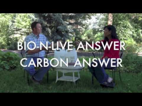 Grow a Garden by Feeding The Soil with Bio-N-Live and Carbon Answer