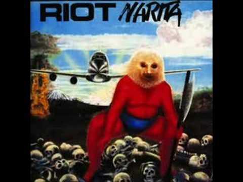 Riot - White Rock