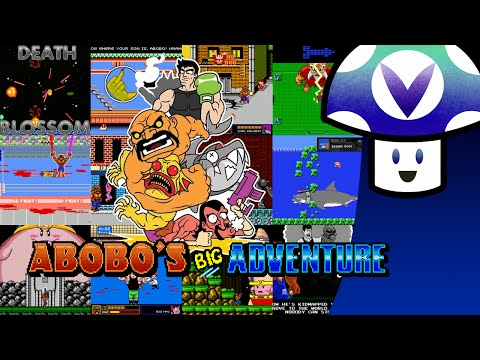 [Vinesauce] Vinny - Abobo's Big Adventure