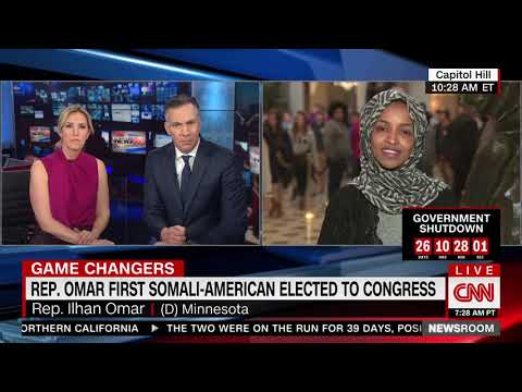 Omar sputters when asked to prove her claim Lindsey Graham is 'compromised'