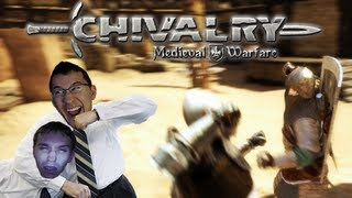 Chivalry Duels w/ Yamimash   FISTICUFFS TO THE DEATH!