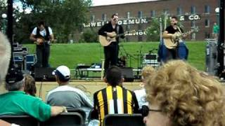 The Leaving Of Liverpool (Live @ 2010 MN Irish Fair)