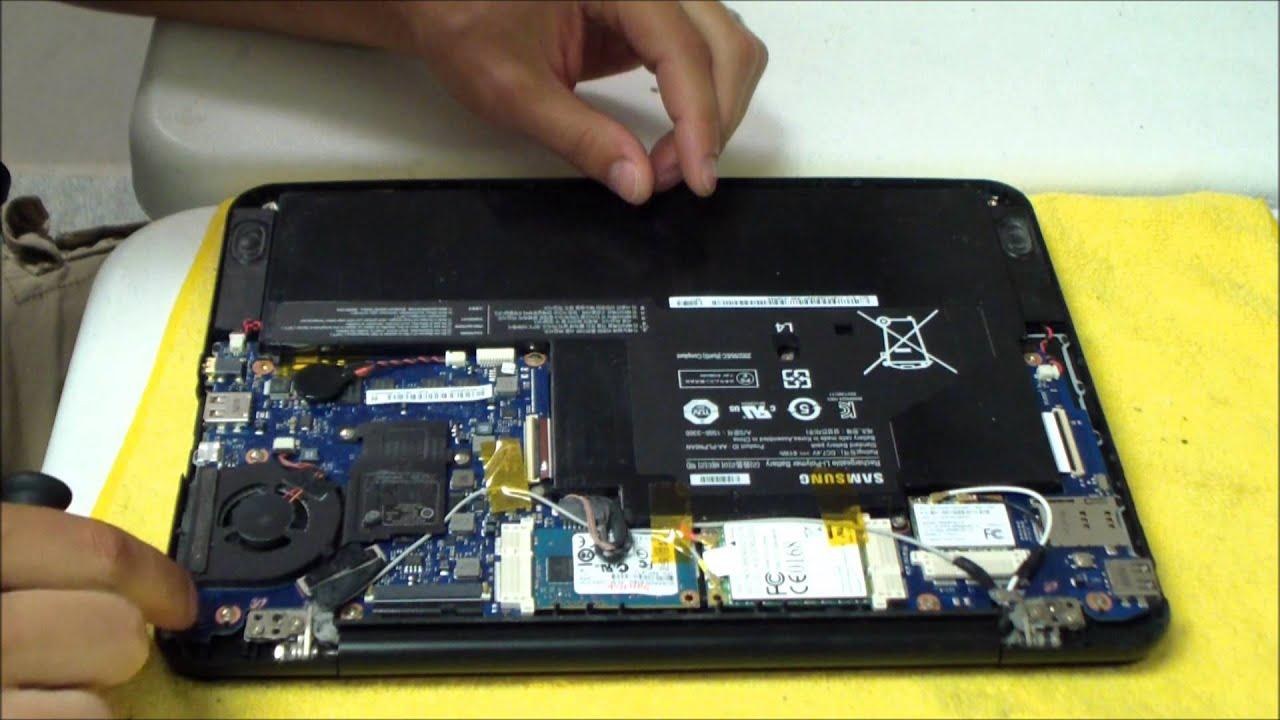 Samsung Chromebook Xe500c21  500c  Ac Dc Power Jack Repair