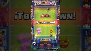 Clash royale con amigos#3 : Tochdown y 2vs 2