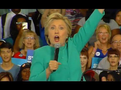 Hillary Clinton Full Speech | Lake Worth, Florida Rally (10/26/2016)