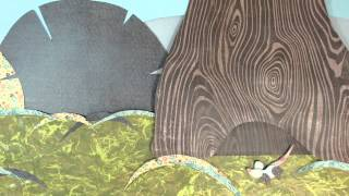 Paper-cut-out Animation - Stop Motion
