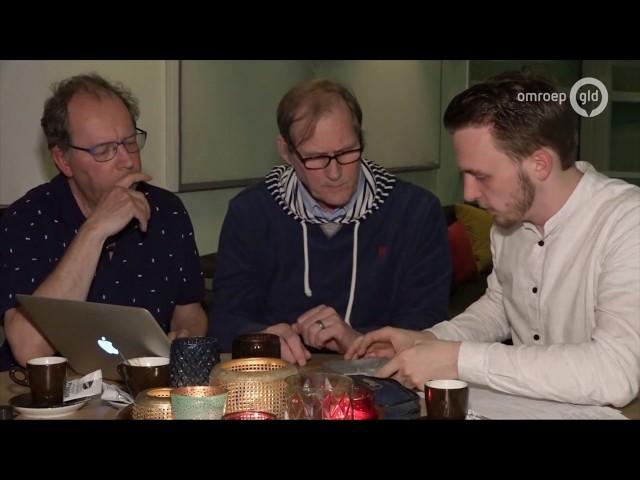 dddrop 3D printers bij Omroep Gelderland