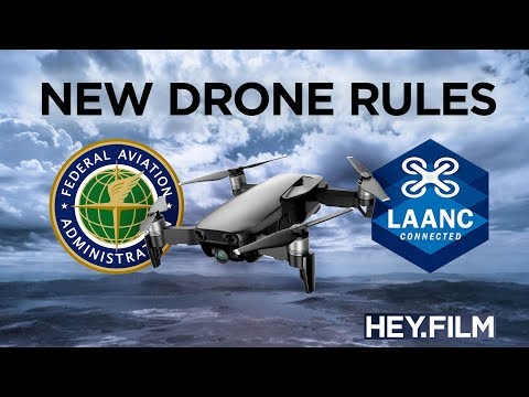 New, quicker FAA authorization for drones | Hey.film podcast ep56